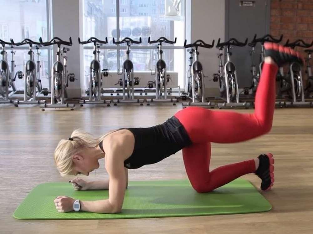 Эффективный и простой комплекс упражнений для похудения на коврике
