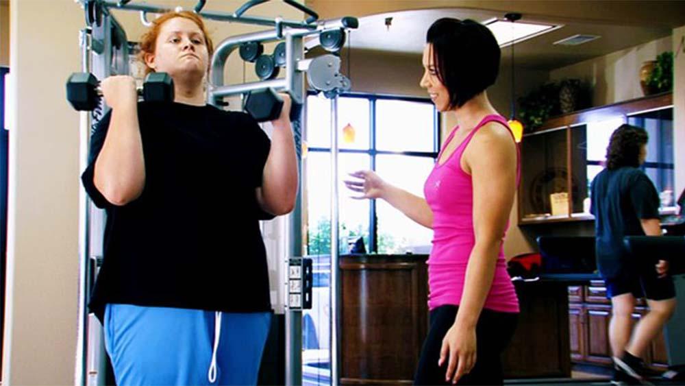 Фильм про похудение молодежный