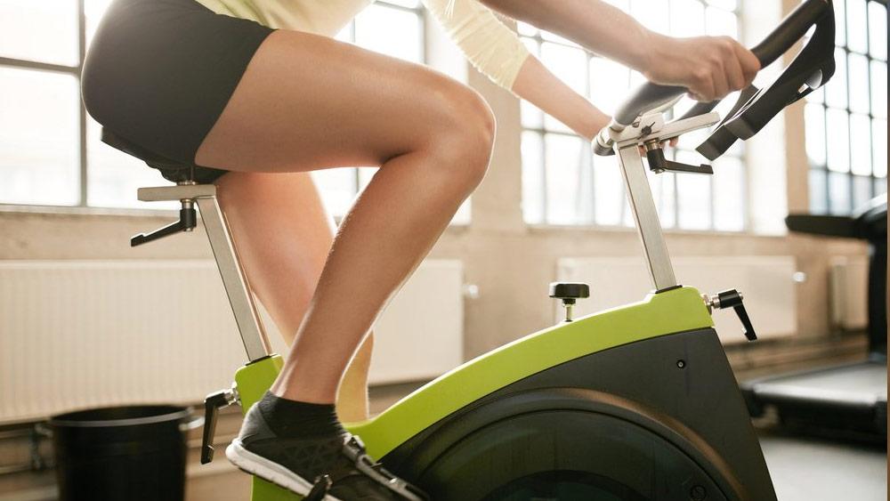 Похудеть на 10 кг на велотренажере