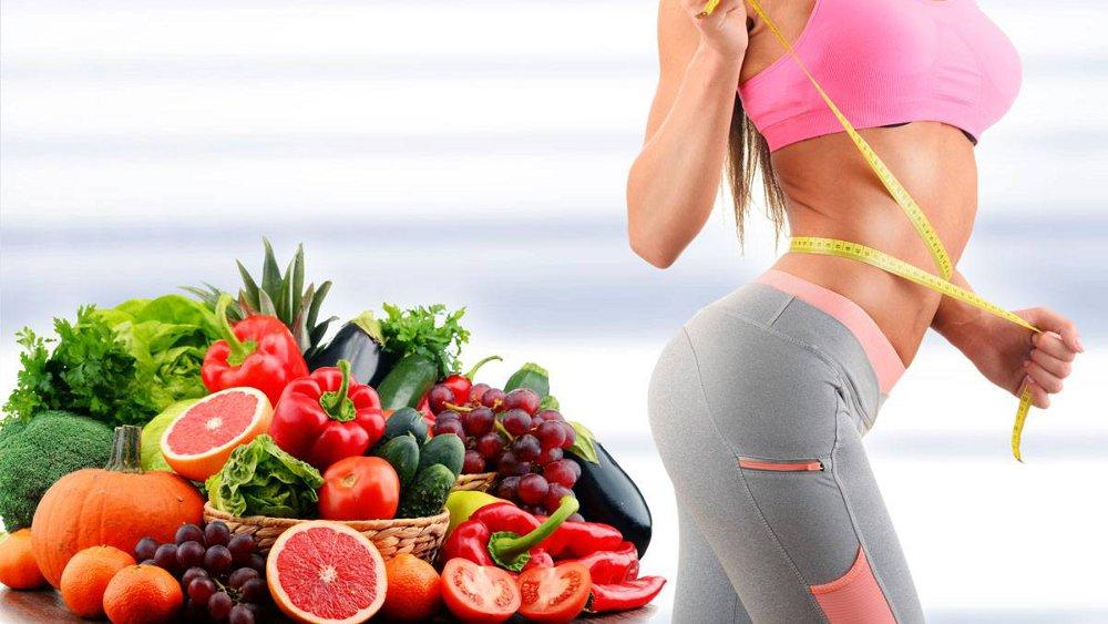 Похудения здоровым способами