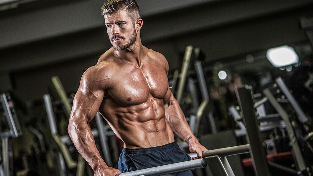 Фотосессия для мужчин фитнес