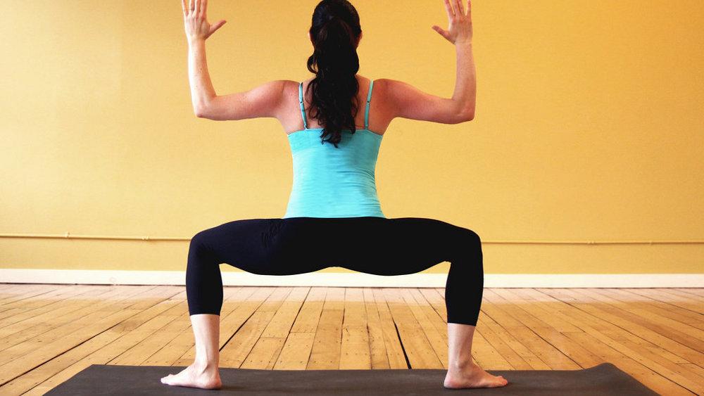форм, легкая йога с картинками случае