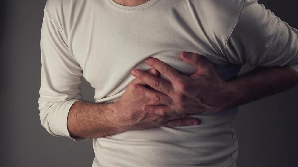 Почему болит сердце от нервов?