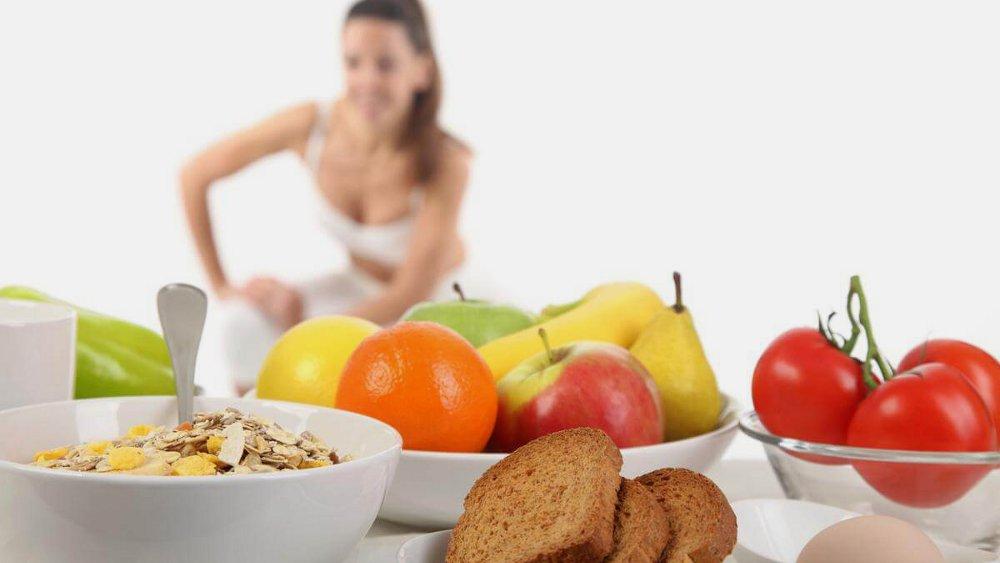 Тренинг и питание для похудения