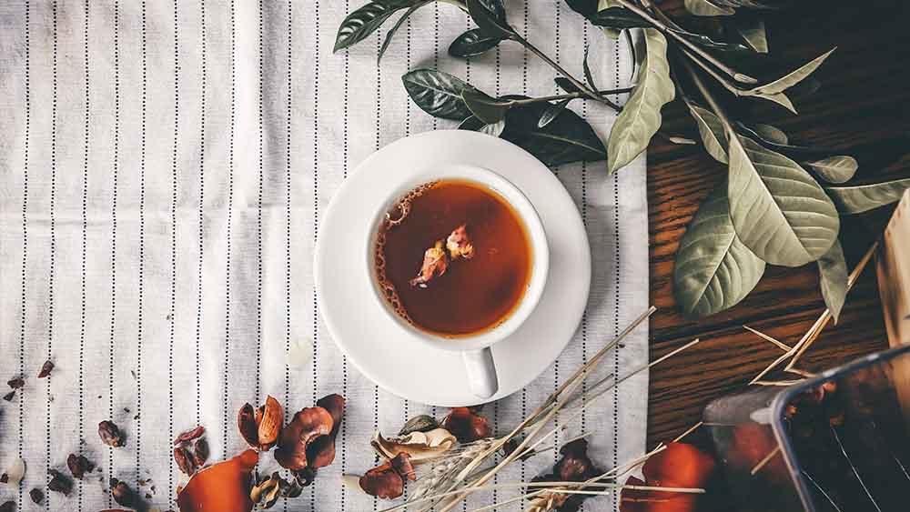 вредно ли пить много чая черного