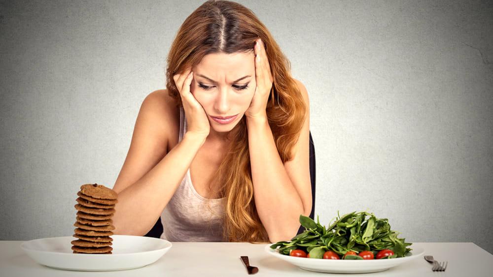 Первые дни диеты