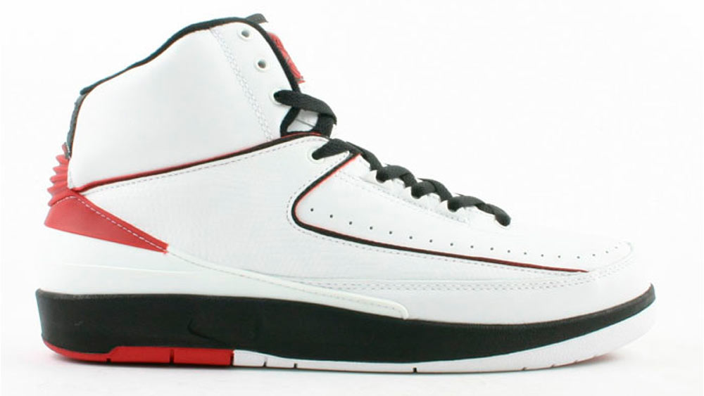 Air Jordan II OG Made in Italy