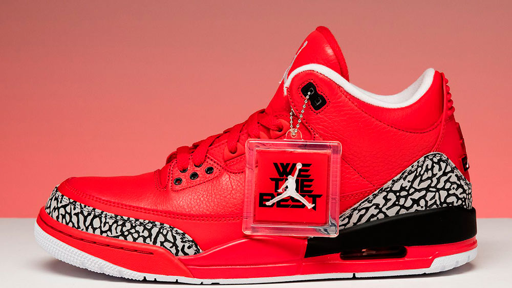 Air Jordan III Retro Grateful