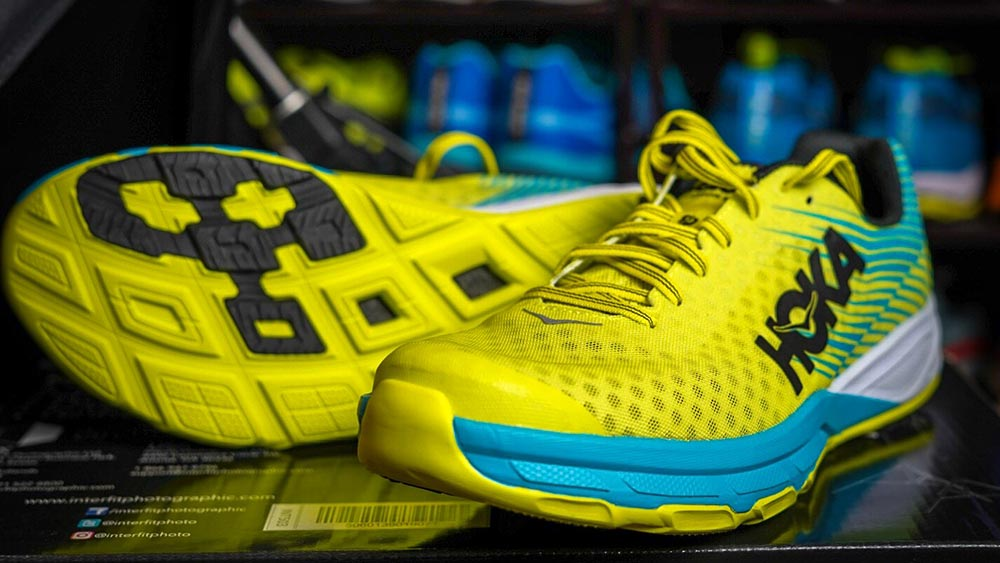 Hoka Evo Carbon Rocket