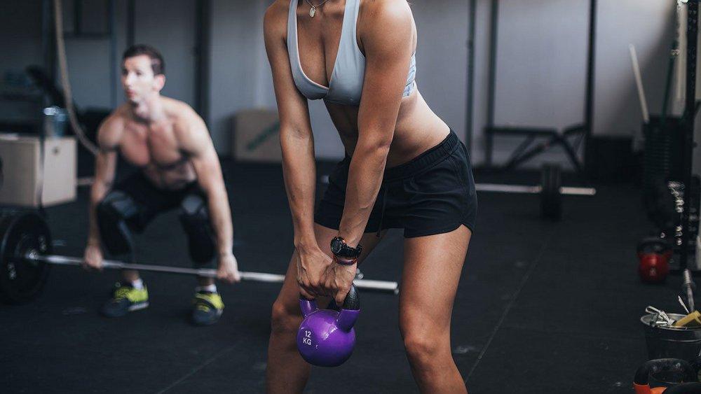 Кроссфит: упражнения на повышение выносливости и силы воли
