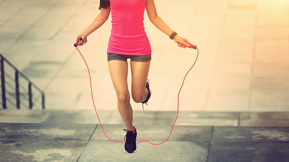 Скакалка При Похудение. Сколько нужно прыгать на скакалке, чтобы похудеть?