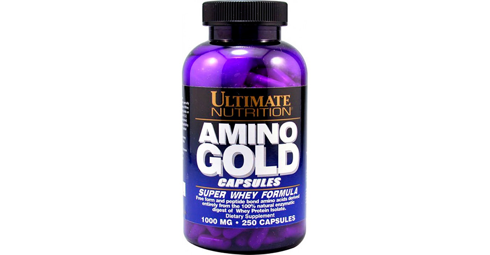 Amino Gold (Ultimate Nutrition)