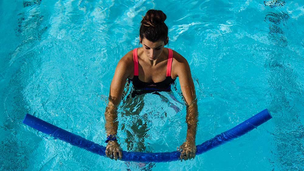 Уроки Аквааэробики Для Похудения. Как правильно проводится аквааэробика для похудения