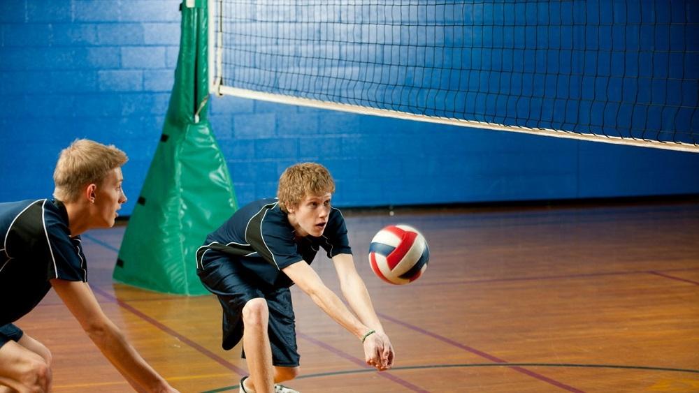 тренировка дома для волейболистов
