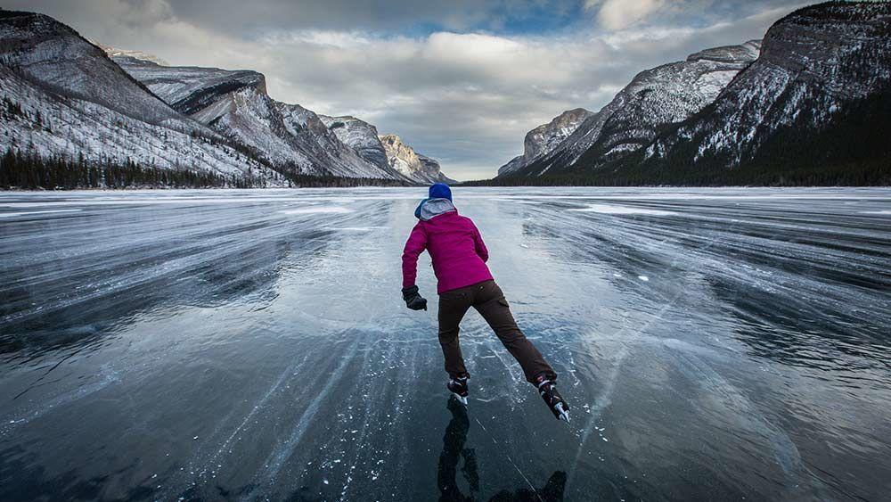 Какая польза для организма от катания по льду?