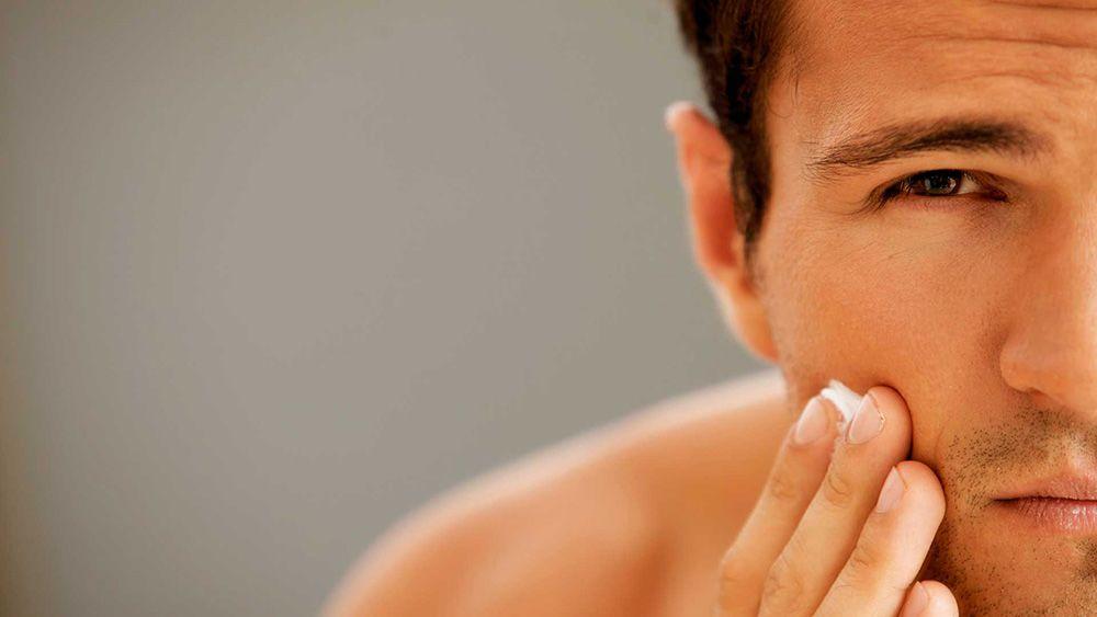 Как остановить порез бородавки после бритья