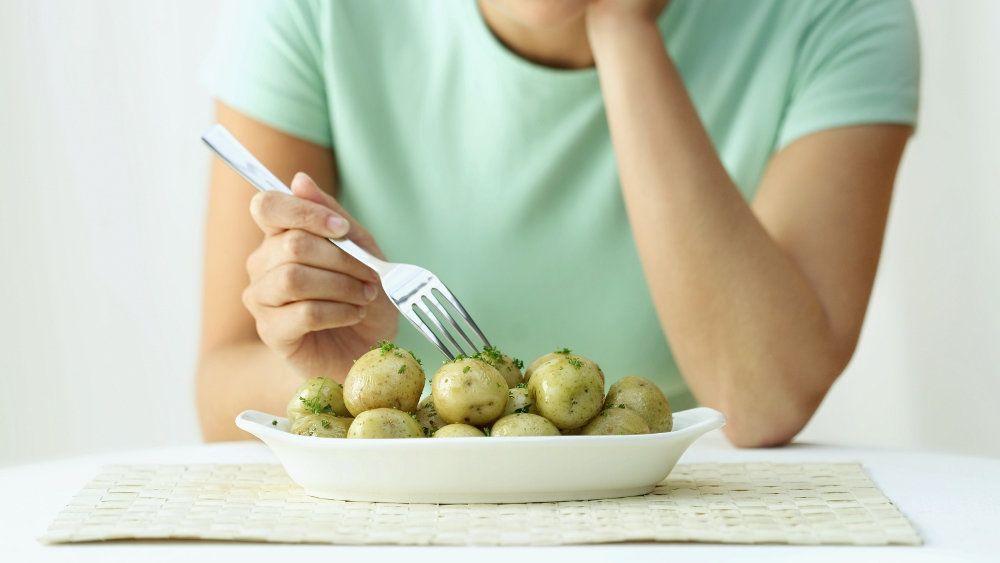 Картофельная диета эффективна