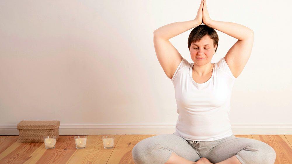 Йога для полных людей – что в ней особенного?