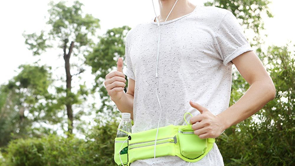 Какую сумку выбрать для бега в 2021 году?