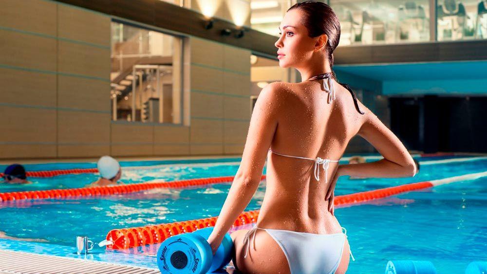 Чем заняться в бассейне кроме плавания?