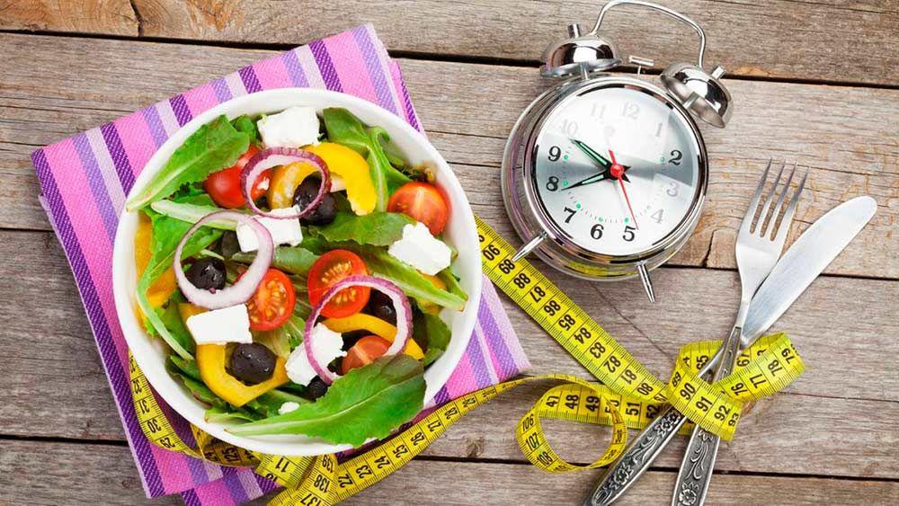 Сравнение интервального голодания и дробного питания