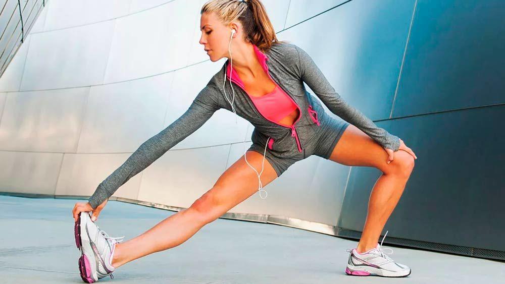 Топ лучших упражнений на растяжку