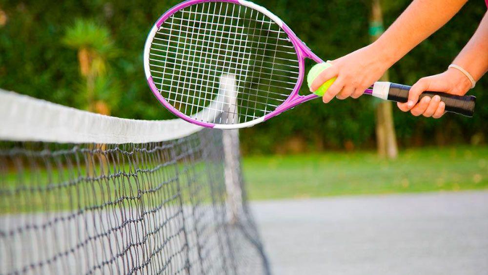 Учимся правильно держать ракетку для тенниса