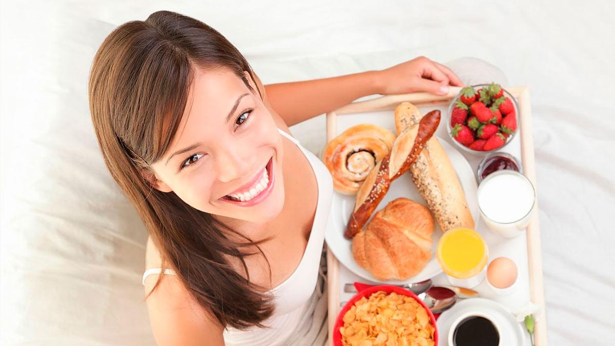 Похудеть Ем По Утрам. Что завтракать, чтобы похудеть