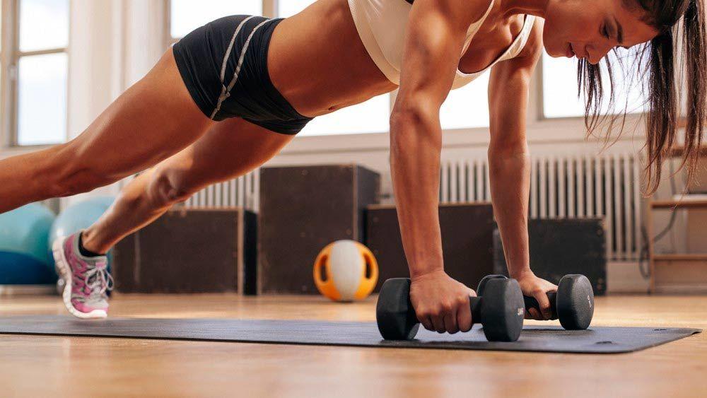 Тренироваться дома для похудения