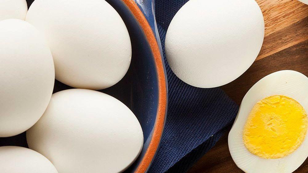 Диета сырыми яйцами