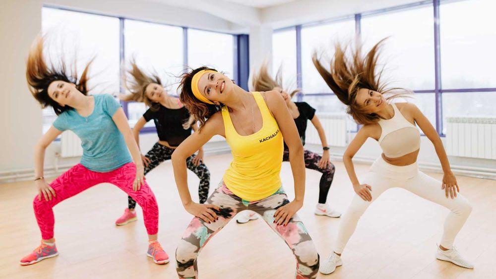 Обзор танцевального фитнеса