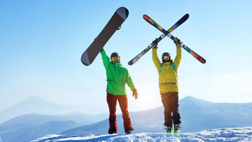 Лыжи или сноуборд – что лучше?