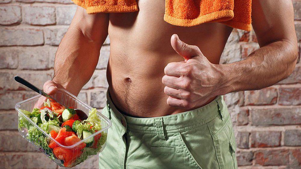 Недорогая диета мужчин