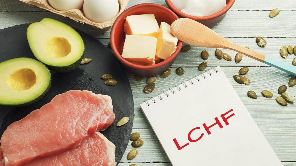Диета LCHF: ешь жиры и худей