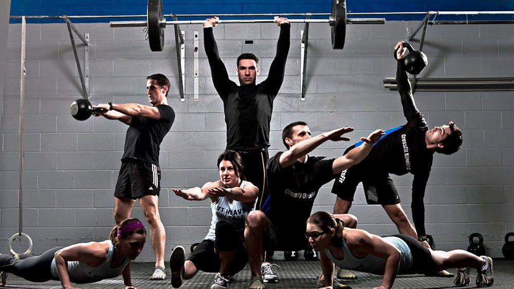 Подборка крутых круговых кроссфит тренировок от нашей редакции