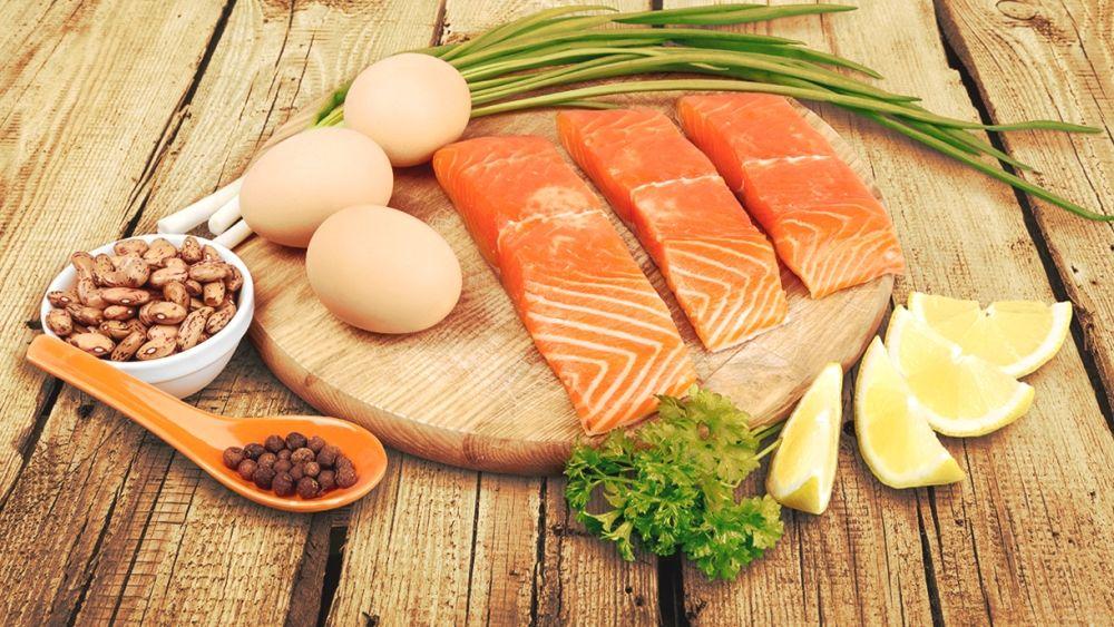 Белковый день: меню для похудения, продукты