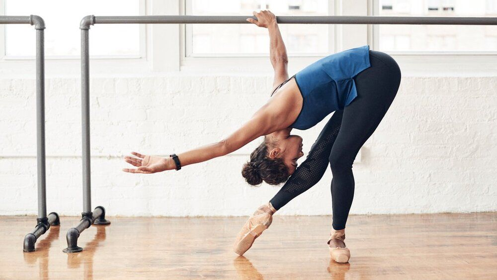 Как тренируются балерины?