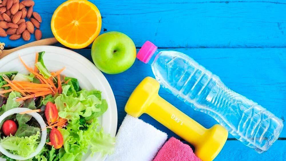 Как совмещать питание и бассейн правильно?